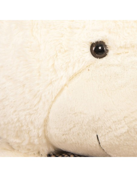 White Giant Teddy Bear 260 CM – 102 Inch – PoPo Giant Teddy Bears - Big Teddy Bears - Huge Stuffed Bears